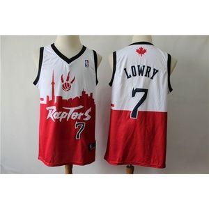 Toronto Raptors Kyle Lowry Jersey (5)